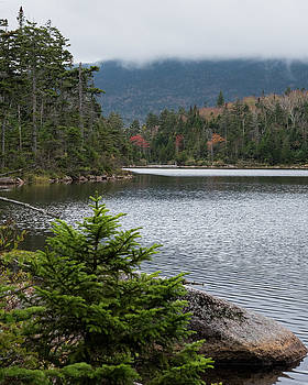 Lonesome Lake by Brian Stricker