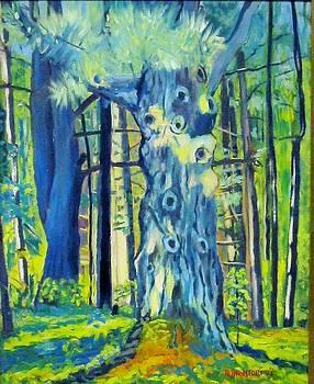 Lonesome Pine by Nicholas Martori