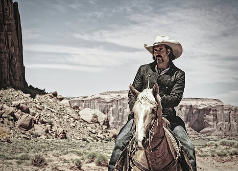 Lonesome Rider by Stacy Burk