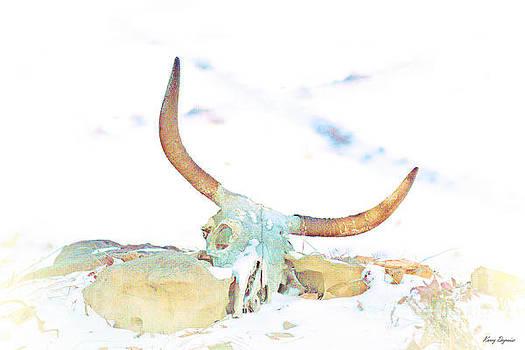 Lonesome Skull by Karry Degruise