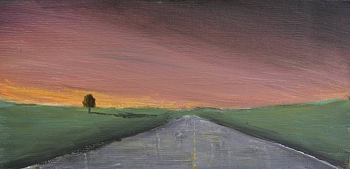 Long and not winding road by Bob Hasbrook