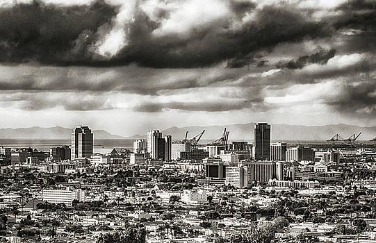 Long Beach City View by Joseph Hollingsworth