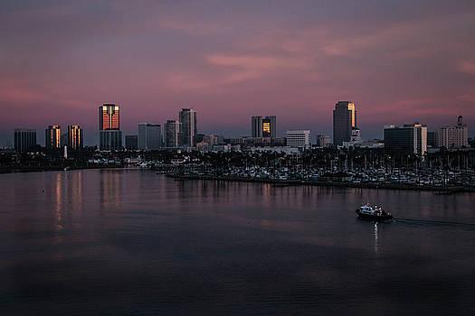 Rosemary Woods-Desert Rose Images - Long Beach Harbor at Dawn-IMG_955816