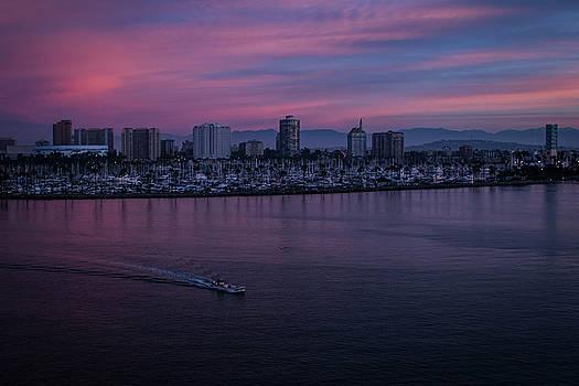 Rosemary Woods-Desert Rose Images - Long Beach Harbor at Sunrise-IMG_954716