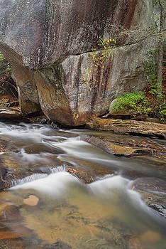 Long Creek Shoals 3 by Derek Thornton
