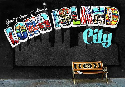 Long Island City by Nina Bradica