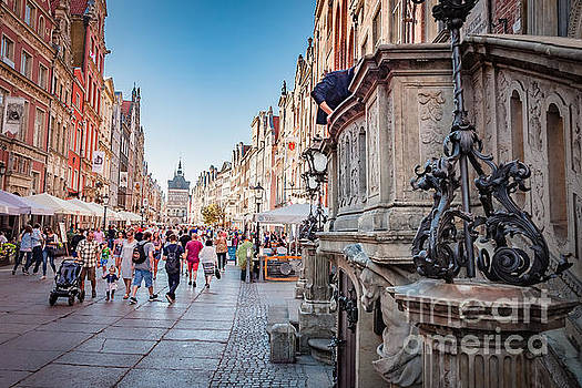 Mariusz Talarek - Long Market, Gdansk