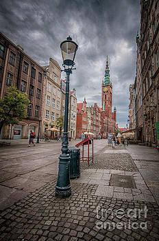 Mariusz Talarek - Long Market Street in Gdansk