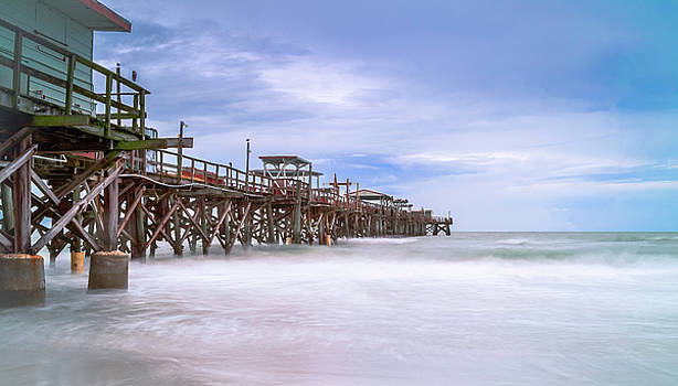 Long Pier at Redington by Todd Rogers
