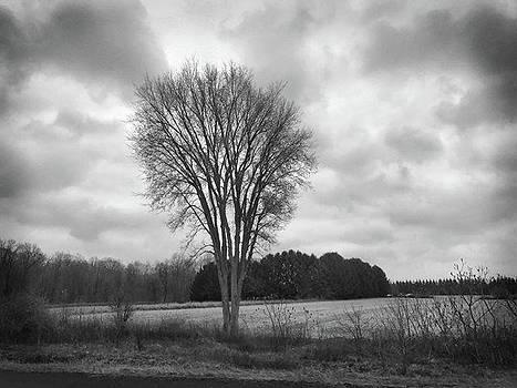 Long Road Trip Mood. || #blackandwhite by Megan Bishop
