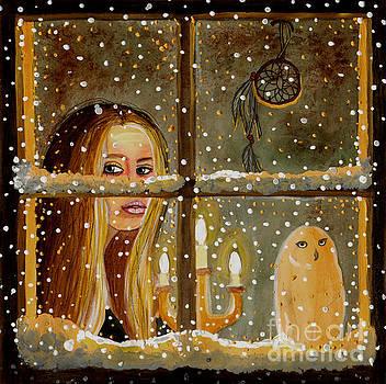 Long Winter Nights by Carol Ochs