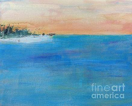 Longboat Pass by Mary Lynne Powers