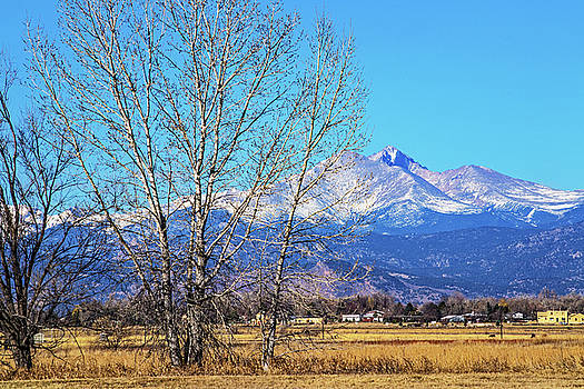 Long's Peak by Richard Risely
