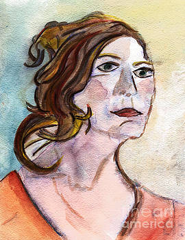 Look Ahead by Elizabeth Briggs