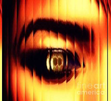 Look Into My Eye 2 by Gayle Price Thomas