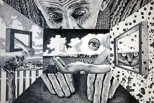 Looking Back by Gail Zavala