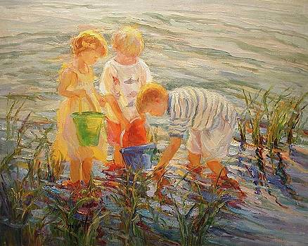 Looking For Treasures by Diane Leonard