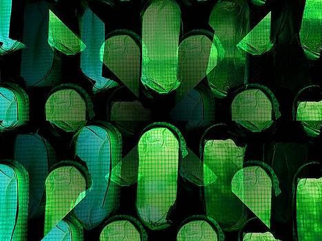 Looking Glass by Dietmar Scherf