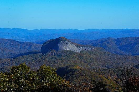 Looking Glass Rock by CK Brown