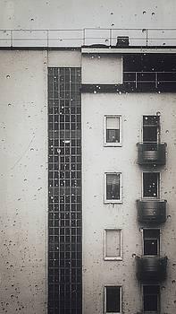 Looking out  by Tiina M Niskanen