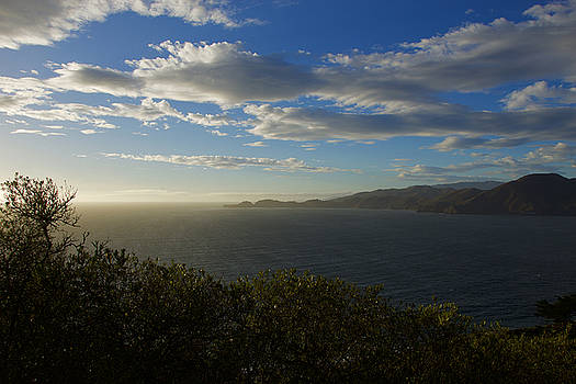 Looking to the Pacific by Chris Alberding
