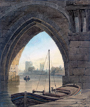 John Varley - Looking under the Bridge