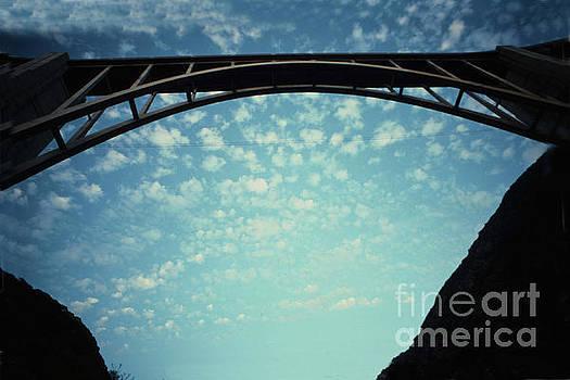 California Views Mr Pat Hathaway Archives - Looking up under Bixby Creek Bridge 1983