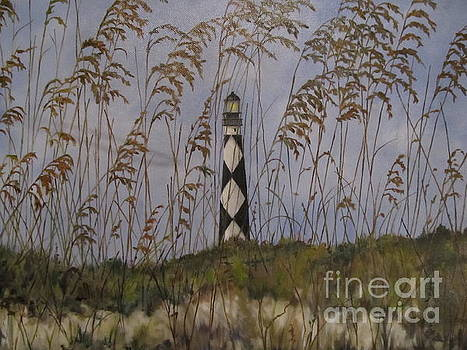 Lookout Lighthouse, NC by Karen Olson