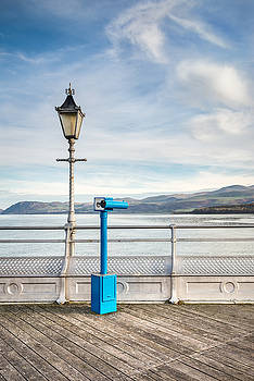 Lookout Point - Bangor Pier by Christine Smart