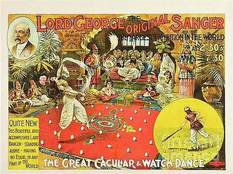 Peter Ogden - Lord George Sanger Victorian Circus