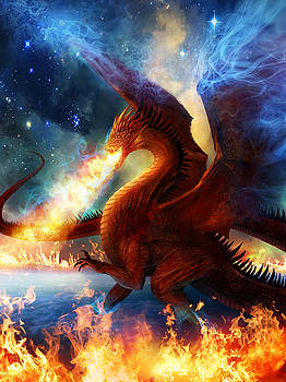 Lord of the Celestial Dragons by Philip Straub