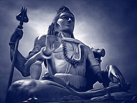 Bliss Of Art - Lord Shiva