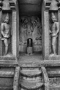 Lord Shiva by Kiran Joshi