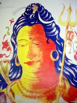 Lord Shiva by Sunil Mehta