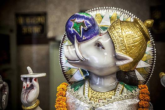 Lord Varaha by Azad Pirayandeh