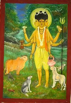 Lordn Dattatreyay by M Bhatt