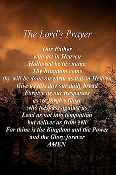 Lord's Prayer by Linda Fowler