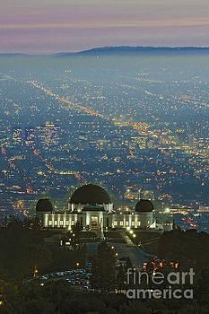 David Zanzinger - Los Angeles at Night