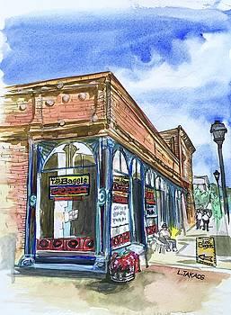 Los Bagels Gallery by Lynn Takacs