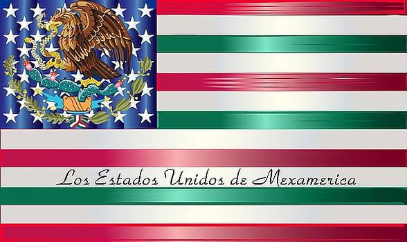 Kevin  Sherf - Los Estados Unidos de Mexamerica