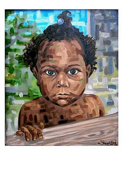 Los ojos grandes by Samuel Lind
