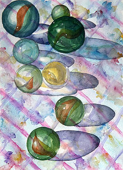 Lose your marbles 3 by Marisa Gabetta