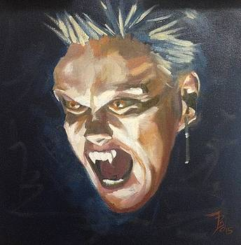 Lost Boys Vampire by Nick Froyd