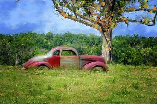 Lost Car by Mary Timman