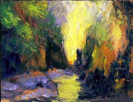 Lost Creek by Gail Kirtz