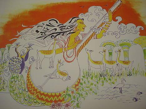 Lost in music by Sunil Mehta