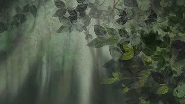 Lost in Peaceful Woods by Tiffany Lynn Thielke