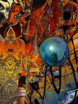 Lost In Space by Anne Weirich