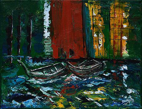 Donna Blackhall - Lost In Venice