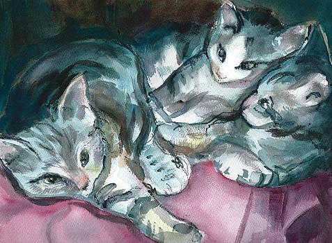 Olga Kaczmar - Lost Kitten Found